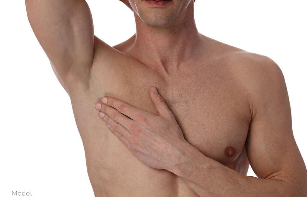 Giảm ngực ở nam giới